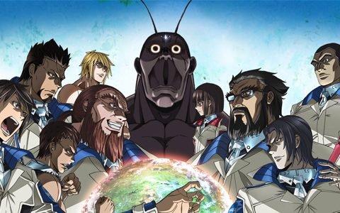 Terra Formars Manga Returns from Hiatus Next Week