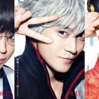 Main Cast Returns for Live-Action Gintama Sequel