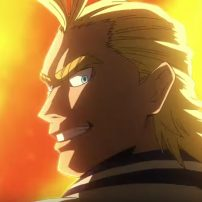 Check Out a New Dubbed Look at the My Hero Academia Anime Film