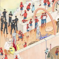 Cells at Work! Inspires Spinoff Manga Set in Unhealthy Body