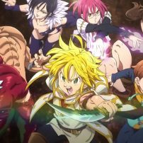 Seven Deadly Sins: Prisoners of the Sky Anime Film Previewed