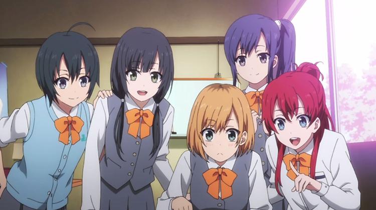 Shirobako Anime Gets Film Sequel