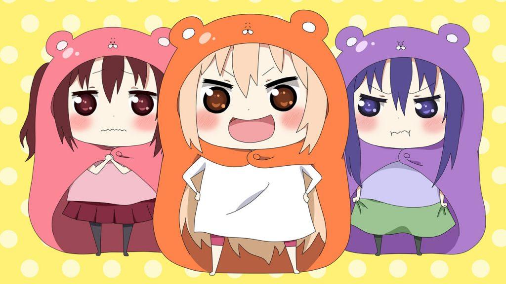 Himouto! Umaru-chan G Manga Prepares to End