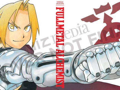 Fullmetal Alchemist: Fullmetal Edition [Review]