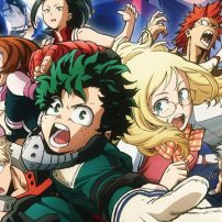 My Hero Academia The Movie New Key Visual Revealed