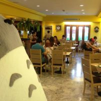 Studio Ghibli Opens Totoro-themed Restaurant in Thailand