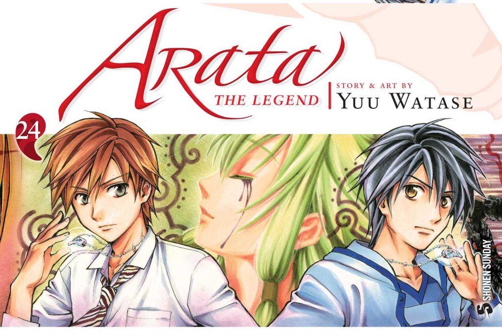 Yuu Watase Wants to Continue Arata Manga Soon