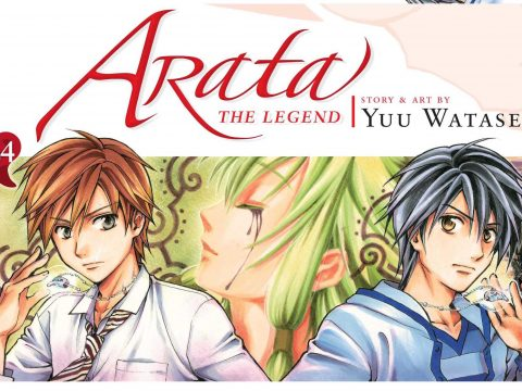 Yuu Watase Wants to Continue Arata Manga Soon