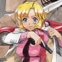 Gunsmith Cats Creator Aims to Crowdfund Bean Bandit Anime