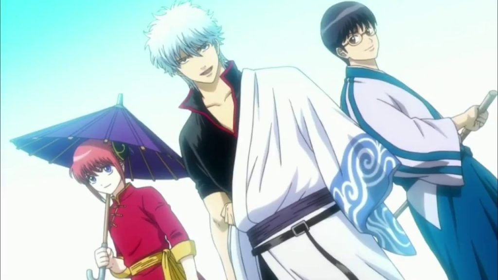 Gintama Anime's New Theme Song Performers Announced