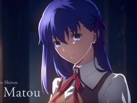 Fate/stay night [Heaven's Feel] Anime Film Previews English Dub