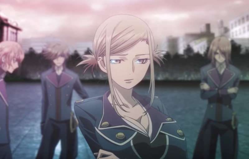 See How the K: Seven Stories Anime Film Series Opens