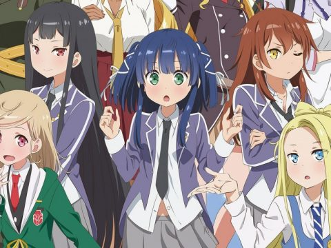 Delayed Maerchen Maedchen Anime Episodes Scheduled