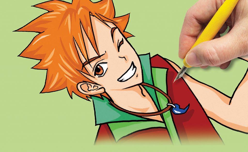 How a Manga Art Guide Comes to Life