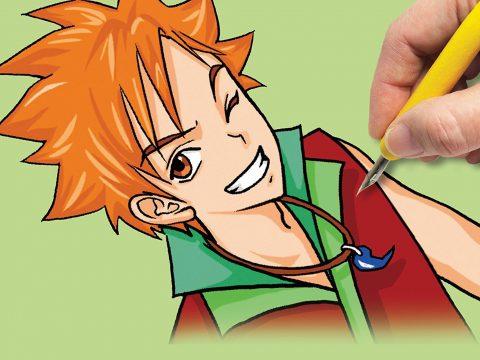 Win a Copy of Manga Art for Intermediates!