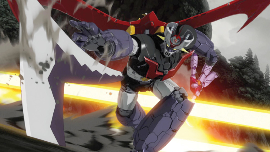 Mazinger Z: Infinity [Anime Review]