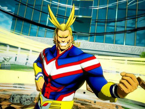 My Hero Academia Game Hits Japan on August 23