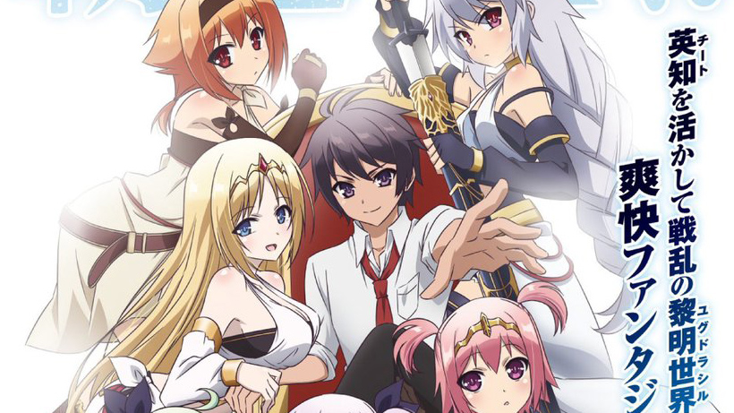 The Master of Ragnarök & Blesser of Einherjar Gets July Premiere, Character Visuals