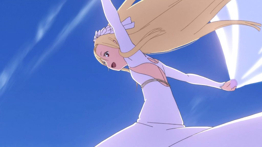 Mari Okada's Maquia Anime Film to Compete at Fantasia Film Festival