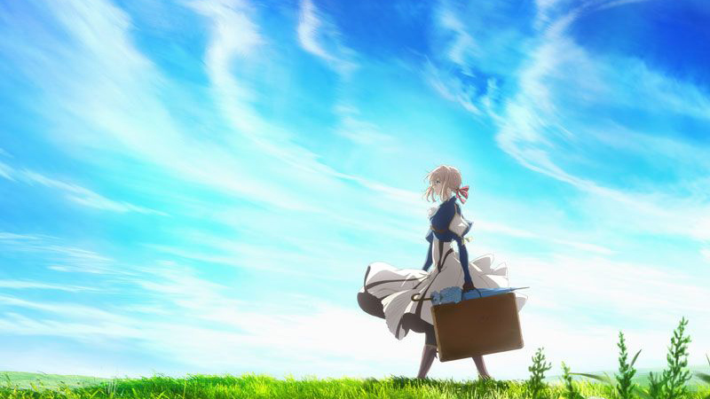 Violet Evergarden Extra Episode Trailer Revealed