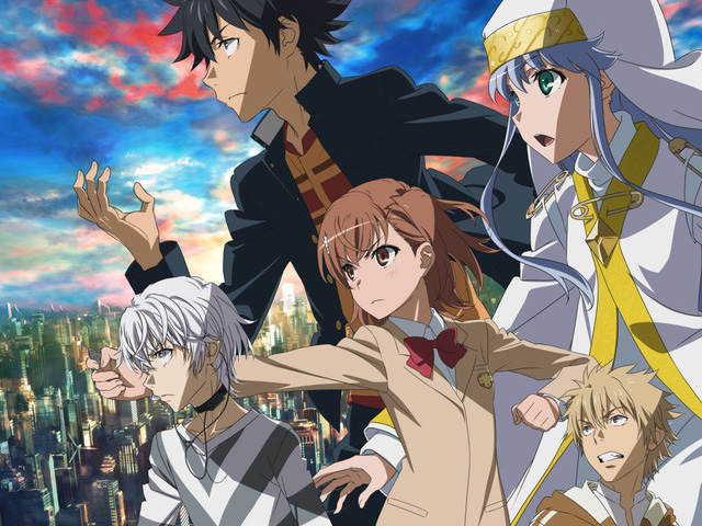 A Certain Magical Index Season 3 Premieres This October, Key Visual Revealed