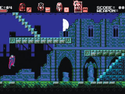 [Review] Bloodstained: Curse of the Moon