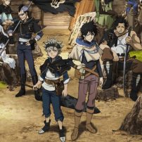 Black Clover Anime Adds Two More Cast Members