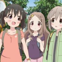 Encouragement of Climb Anime Returns to TV in Japan This July