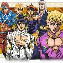 JoJo's Bizarre Adventure Part V Gets Anime Adaptation