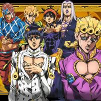 JoJo's Bizarre Adventure: Golden Wind Anime Lines Up New OP