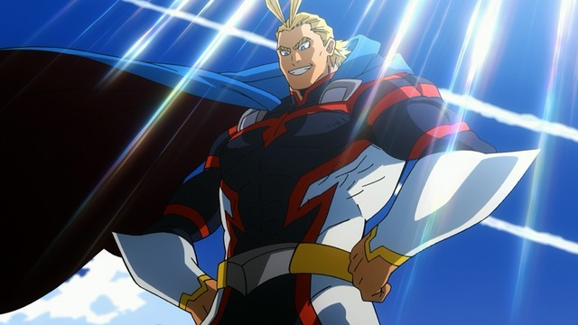 My Hero Academia Anime Film Shows Off New Additions