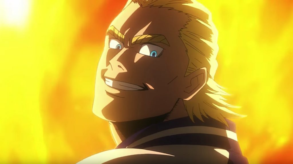 My Hero Academia Anime Film to Premiere at Anime Expo