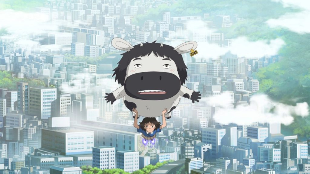 Satellite Girl and Milk Cow Takes Its Charming Tale to Home Video