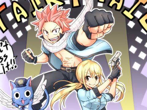 Fairy Tail City Hero Spinoff Manga Kicks Off This Week