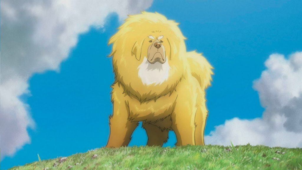 The Tibetan Dog Weaves Its Golden Tale on Blu-ray