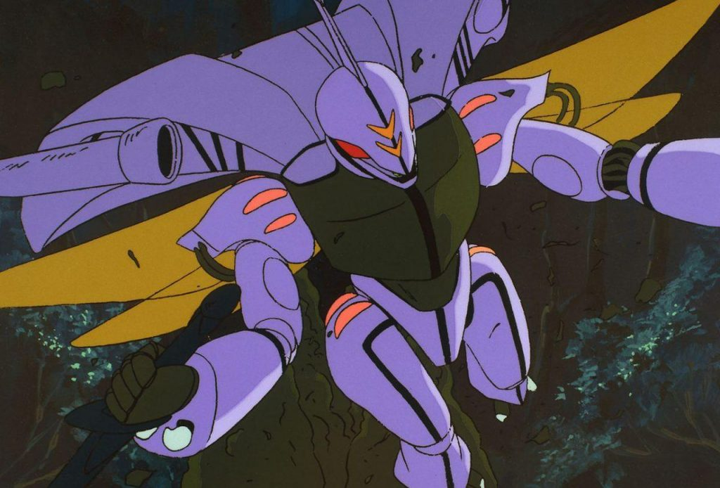 Classic Mecha Anime Aura Battler Dunbine Makes Its Blu-ray Debut!