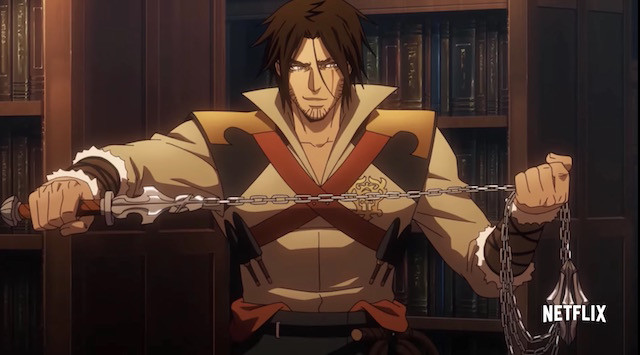 Castlevania Season 2 Previewed in Two-Minute Trailer