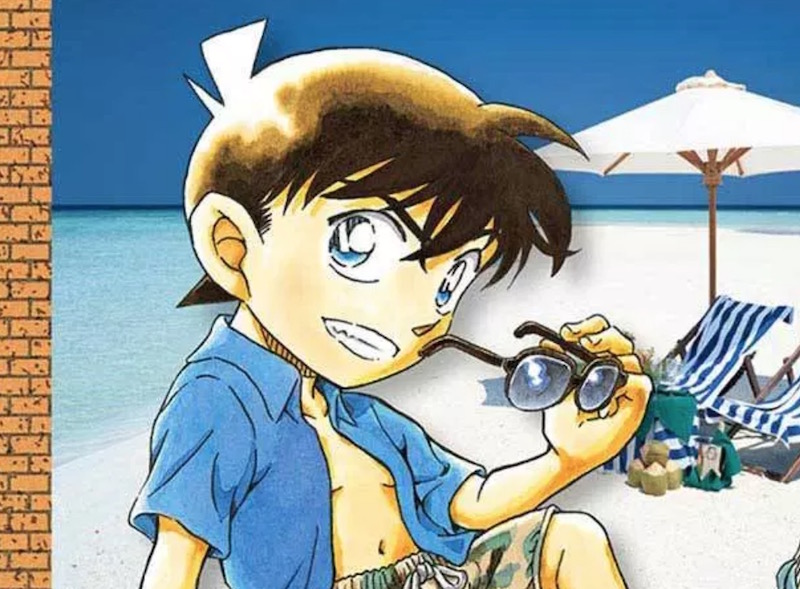 Japanese Man Arrested for Stealing 80 Detective Conan Manga Volumes