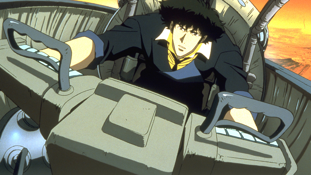 Live-Action Cowboy Bebop Delayed Due to John Cho's On-Set Injury