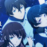 Domestic Girlfriend Manga Gets TV Anime Adaptation
