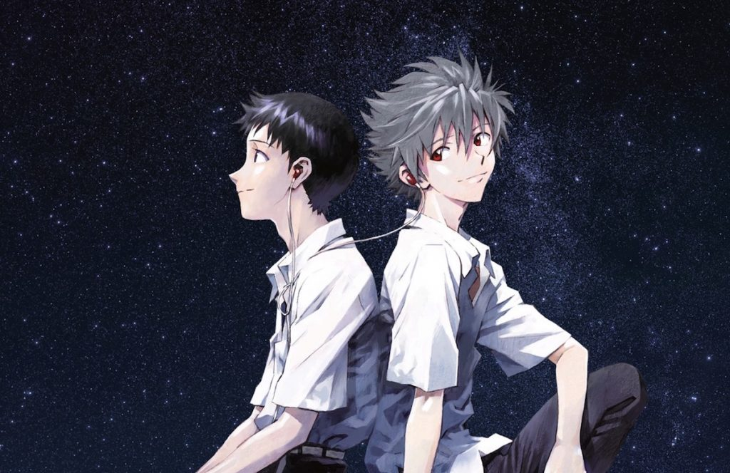 New Evangelion Anime Film Lined Up for 2020 Release