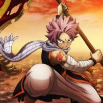 Final Fairy Tail Anime Reveals Theme Song Artists