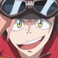 FLCL Promo Previews Progressive and Alternative Compilation Films
