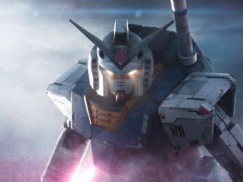 Live-Action Gundam Movie in the Works at Legendary