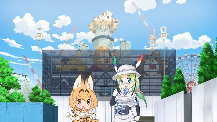 Kemono Friends Gets New Original Short Anime Series