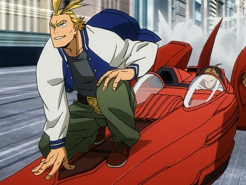 My Hero Academia Anime Film Adds Another Cast Member
