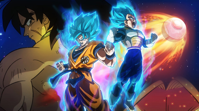 Dragon Ball Super: Broly Anime Film Heads to U.S. Theaters