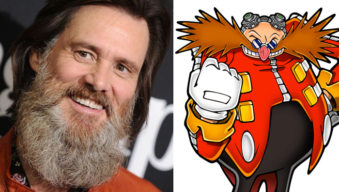 Jim Carrey May Play Dr. Robotnik in Sonic the Hedgehog