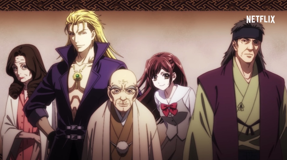 Sword Gai The Animation Part II Anime Shows Off Clean Opening