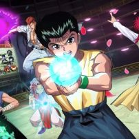 Yu Yu Hakusho Kicks Off 5-on-5 Battles in Smartphone Game